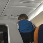 Mom's Two Sons Were Uncontrollable On The Plane. A Stranger Stands Up And Interferes