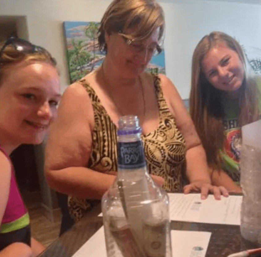 Woman Finds Bottle Washed Up on Beach With A Note, Two $1 Bills And A Lot More