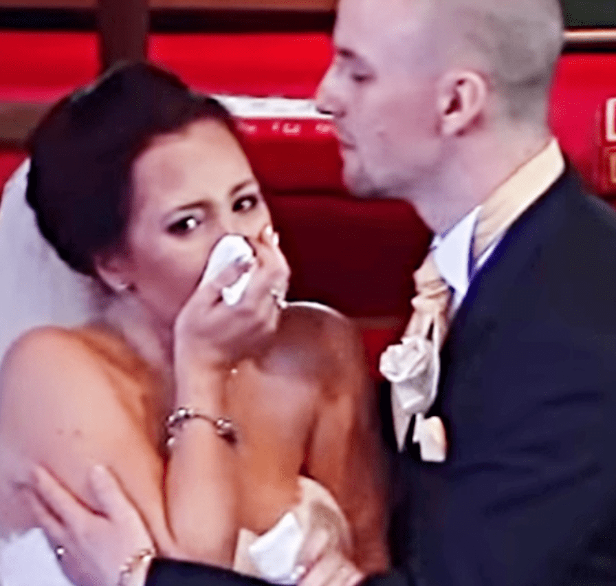 She's About To Marry Her Air Force Groom When She Gets Some Unexpected News