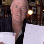 Bar Owner Receives Anonymous Letter, Looks Closer And Finds Amazing Apology