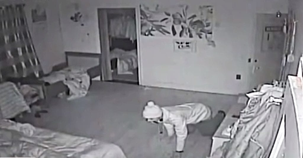 """Mom Hears Man Say """"Wake Up"""" on Baby Monitor, Then Realizes She Never Heard This Voice Before"""
