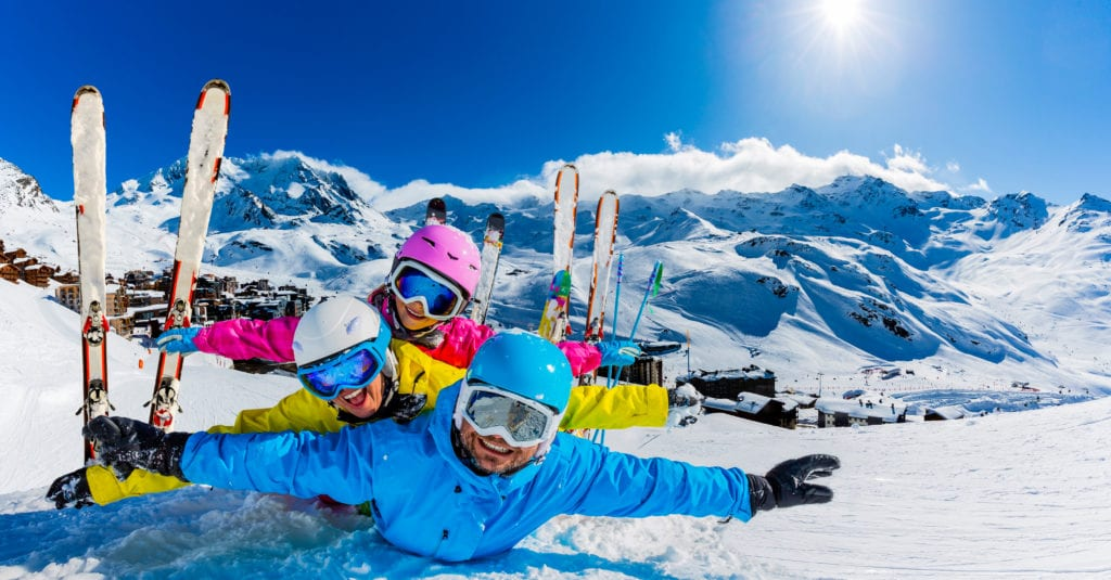 Items Ski Resorts Recommend Bringing On Your Ski Vacation
