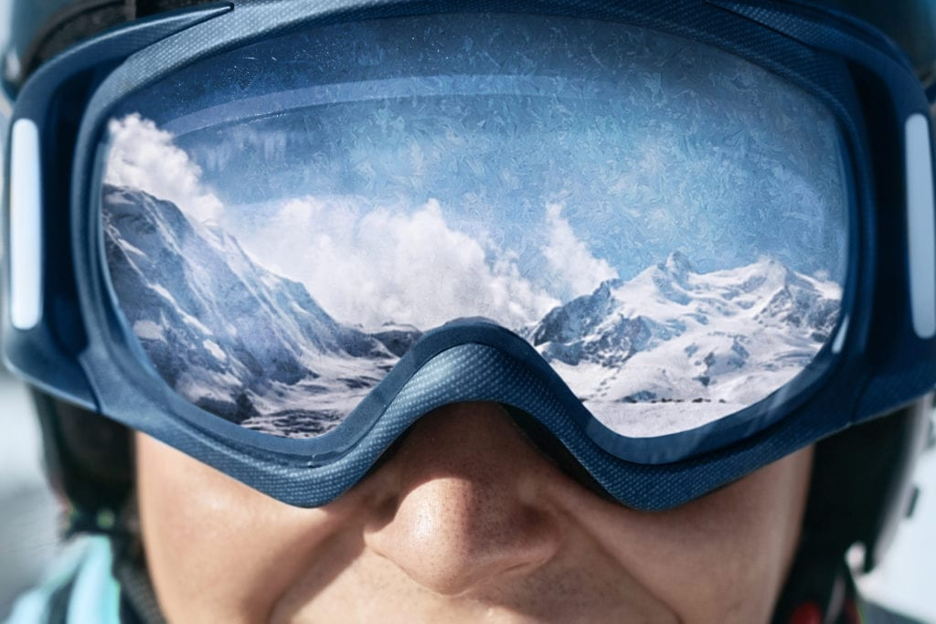 Items Recommend Bringing Ski Trip - Snow Goggle