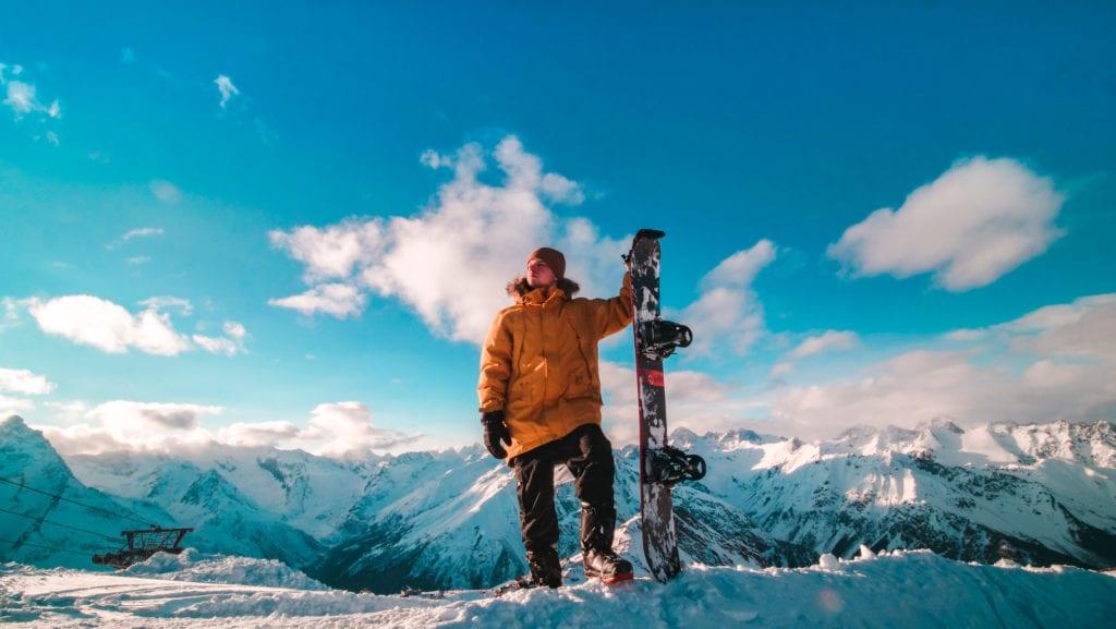 Items Recommend Bringing Ski Trip - Jacket