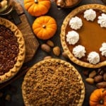 The Most Beautiful Thanksgiving Pies with Recipes