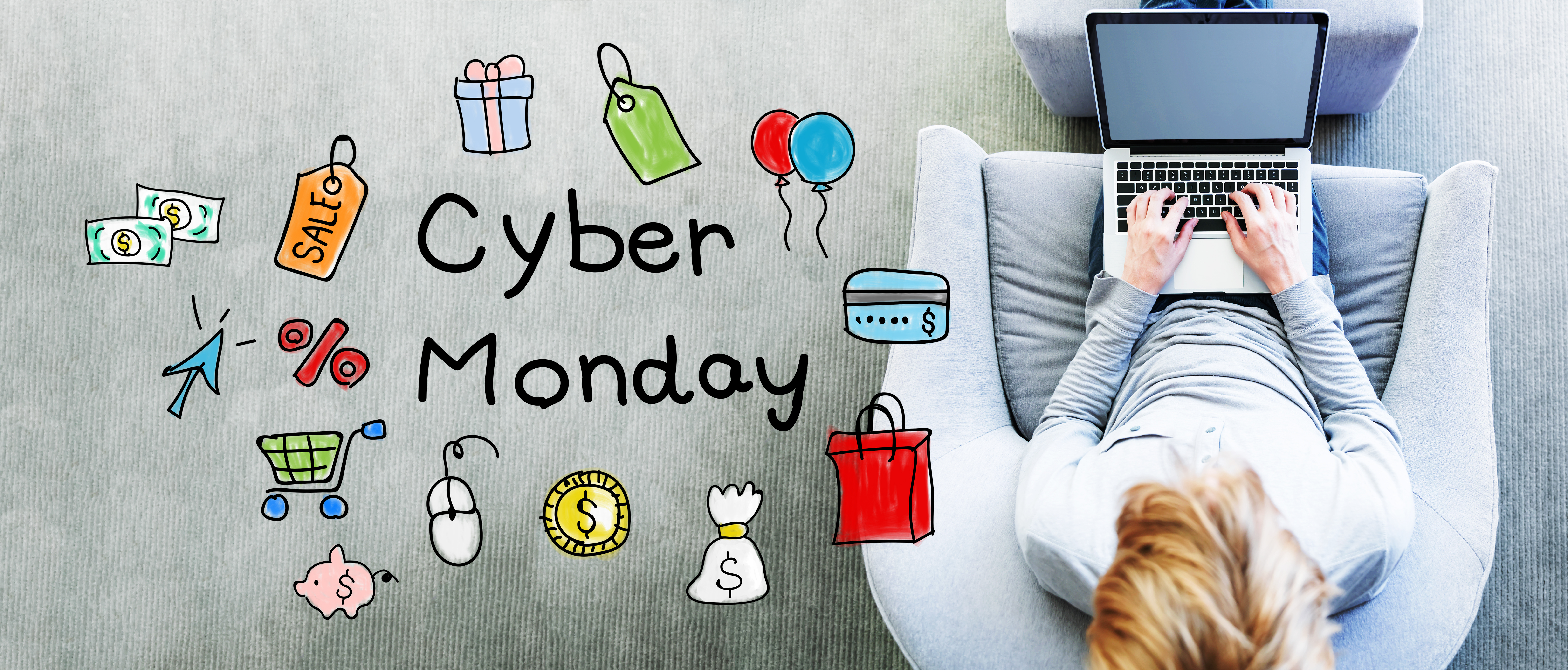 Cyber Shopping December Deals - They Don't All End On Monday