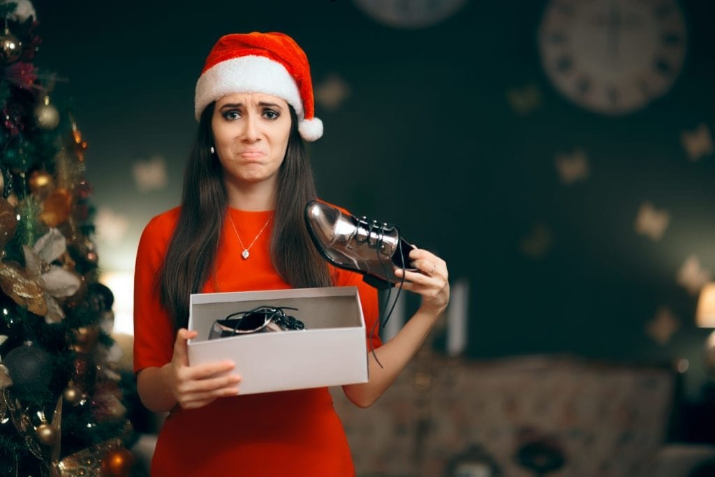 Bad Presents Not to Give Your Family This Holiday Season