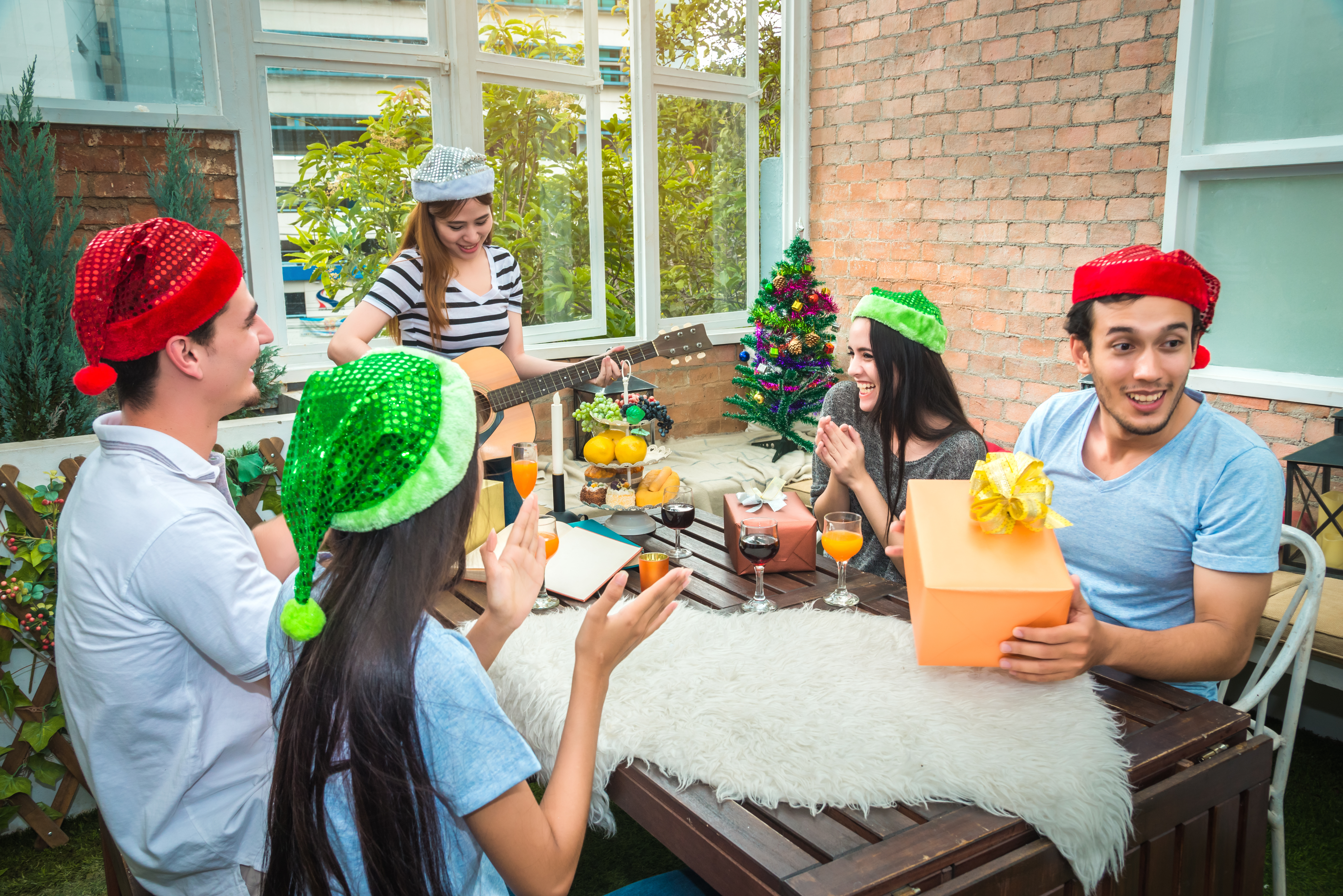 Top 5 Raunchy Christmas Party Games That Will Make Your Family Cringe