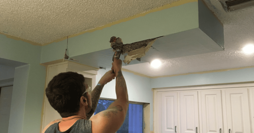 Renovating His Kitchen Led This Man To Discovering A Forgotten Item