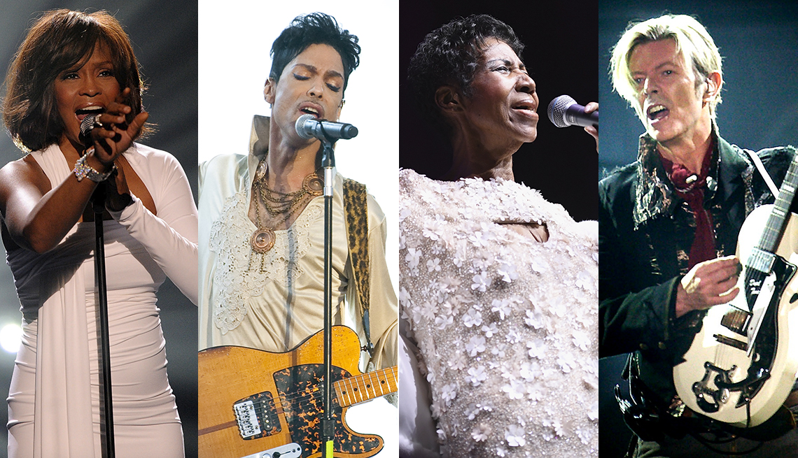 40 Music Artists that Passed Away in the 2010s - (2010 - 2019)