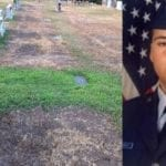 Mom Couldn't Understand Why Son's Grave Was Green – Freaks Out When She Sees Why