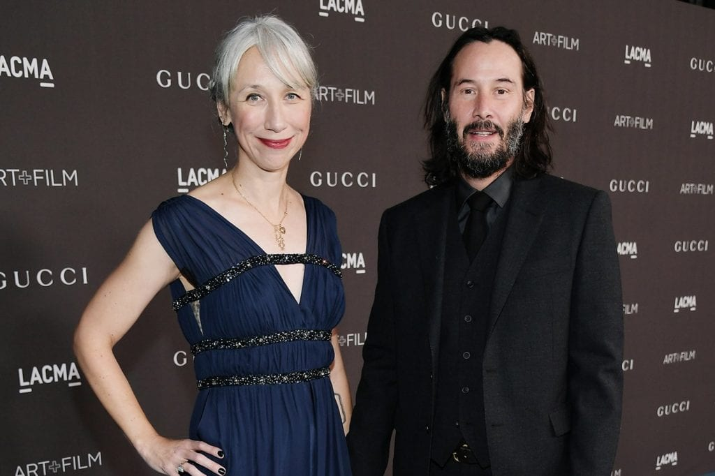 Keanu Reeves Blurts Out Why New Girlfriend Is Kept Secret