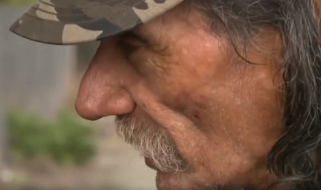 After 30 Years On The Streets, Man Discovers His True Identity Thanks To A Police Officer