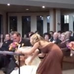 Bride Passes Out When Groom Shares A Secret At The Altar!