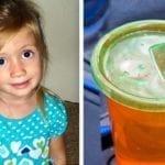 Dad Notices Toddler With 'Juice' Acting Strange, Takes Sip Because He Knew Something's Wrong