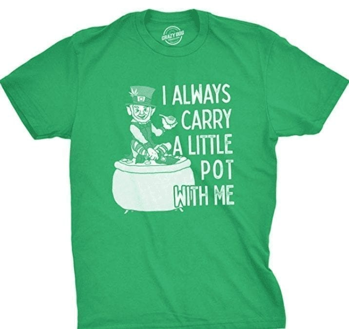 Always Carry A Little Pot with Me