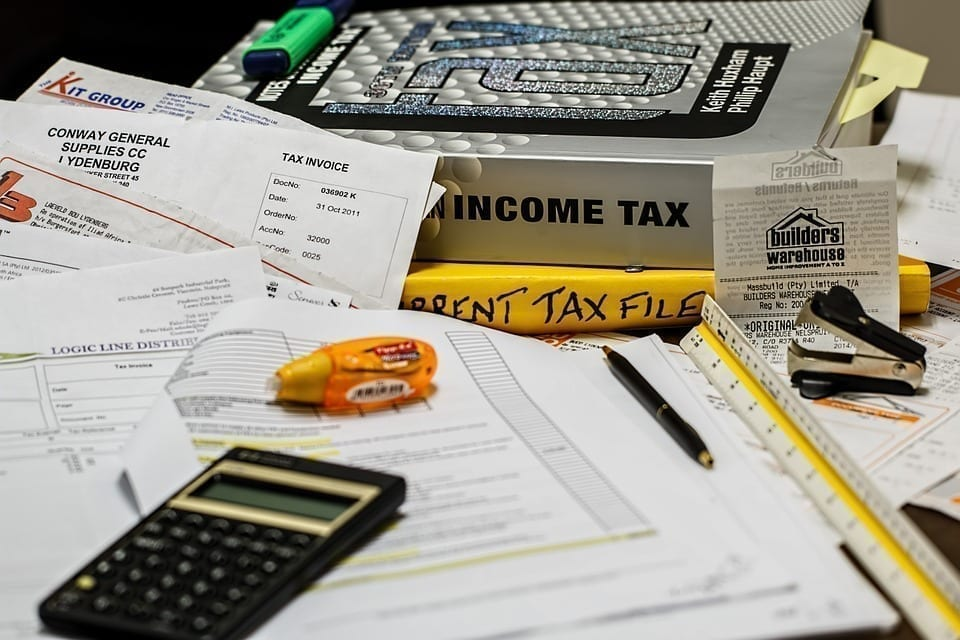 Things to Do While Stuck Inside Due to a Pandemic - Do Your Taxes