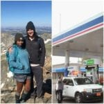 Woman Stranded At Gas Station Confused When Nobody Helps Her, Then She Notices Why