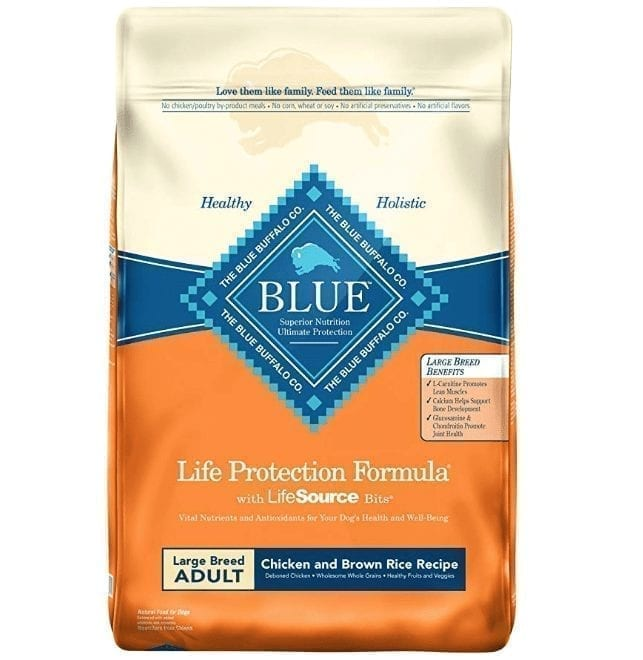 Best Food to Keep Your Dog Healthy - Buffalo Blue