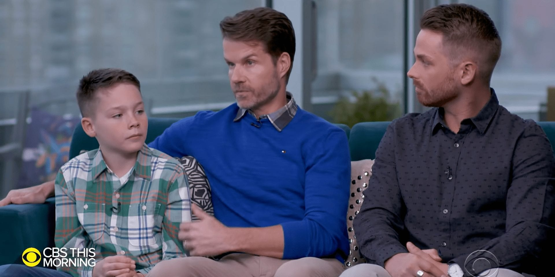 Teacher Disapproves Of Boy Adopted By Two Dad, Regrets It
