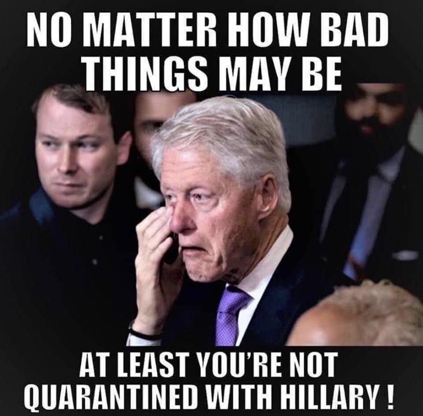 Poor Bill Quarantine Meme