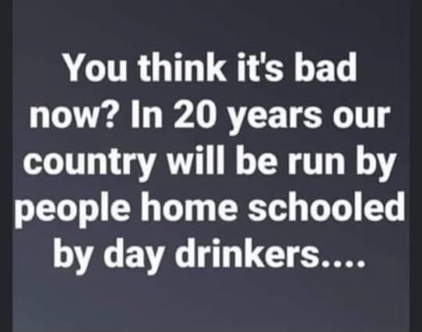 day Drinker Quarantine Meme