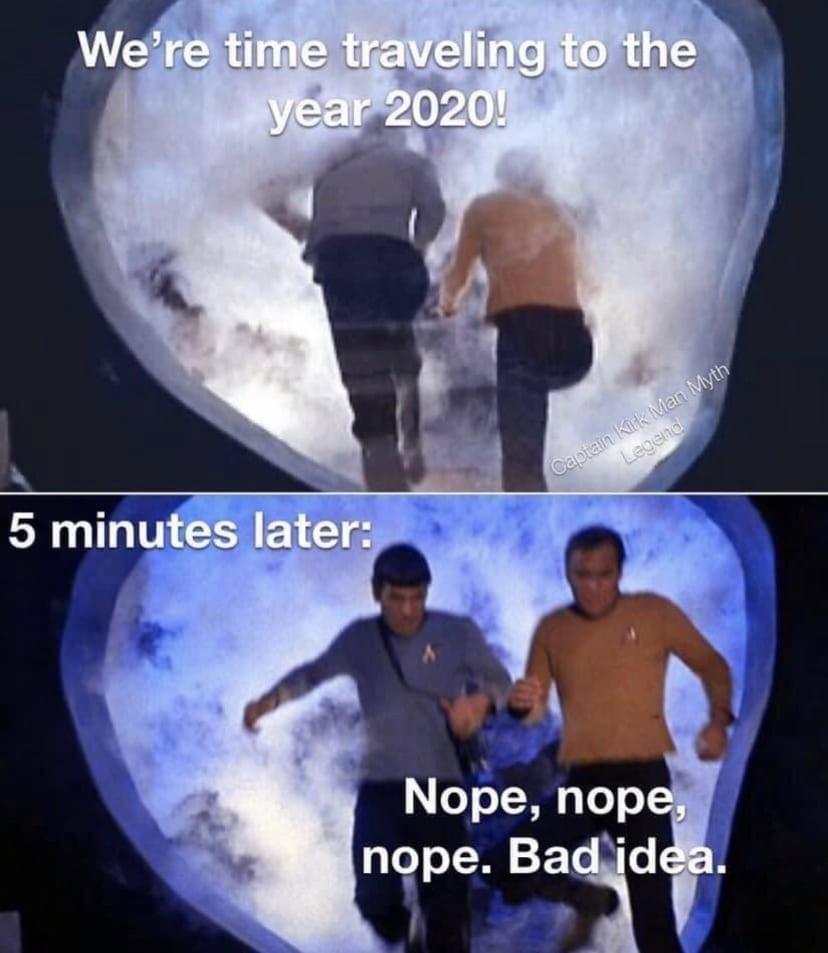 202 Bad Idea Quarantine Meme