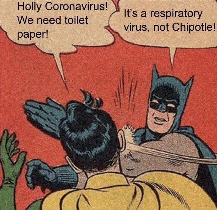 Need TP Quarantine Meme