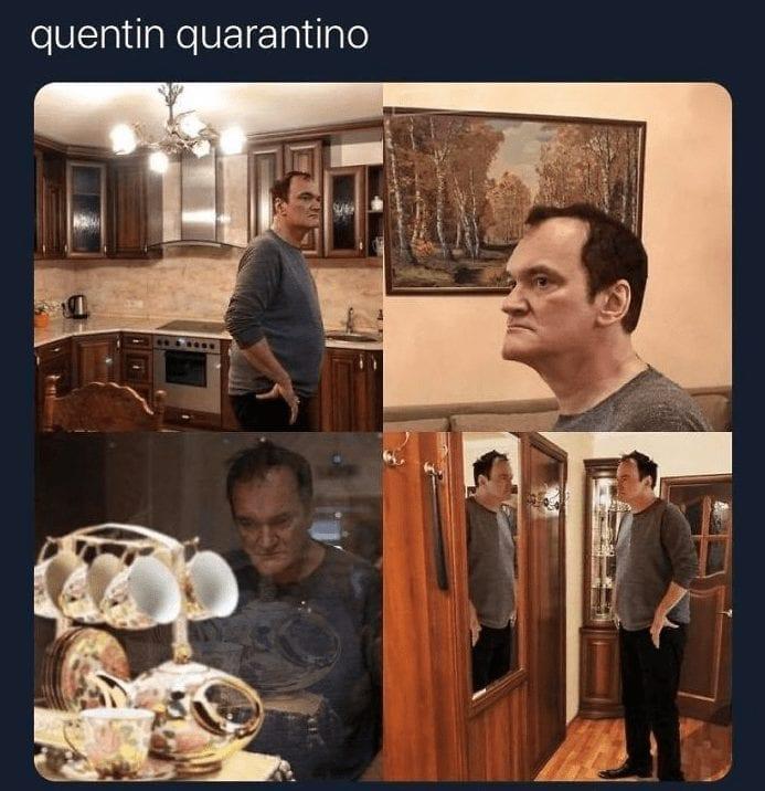 Quentin Quarantine Meme