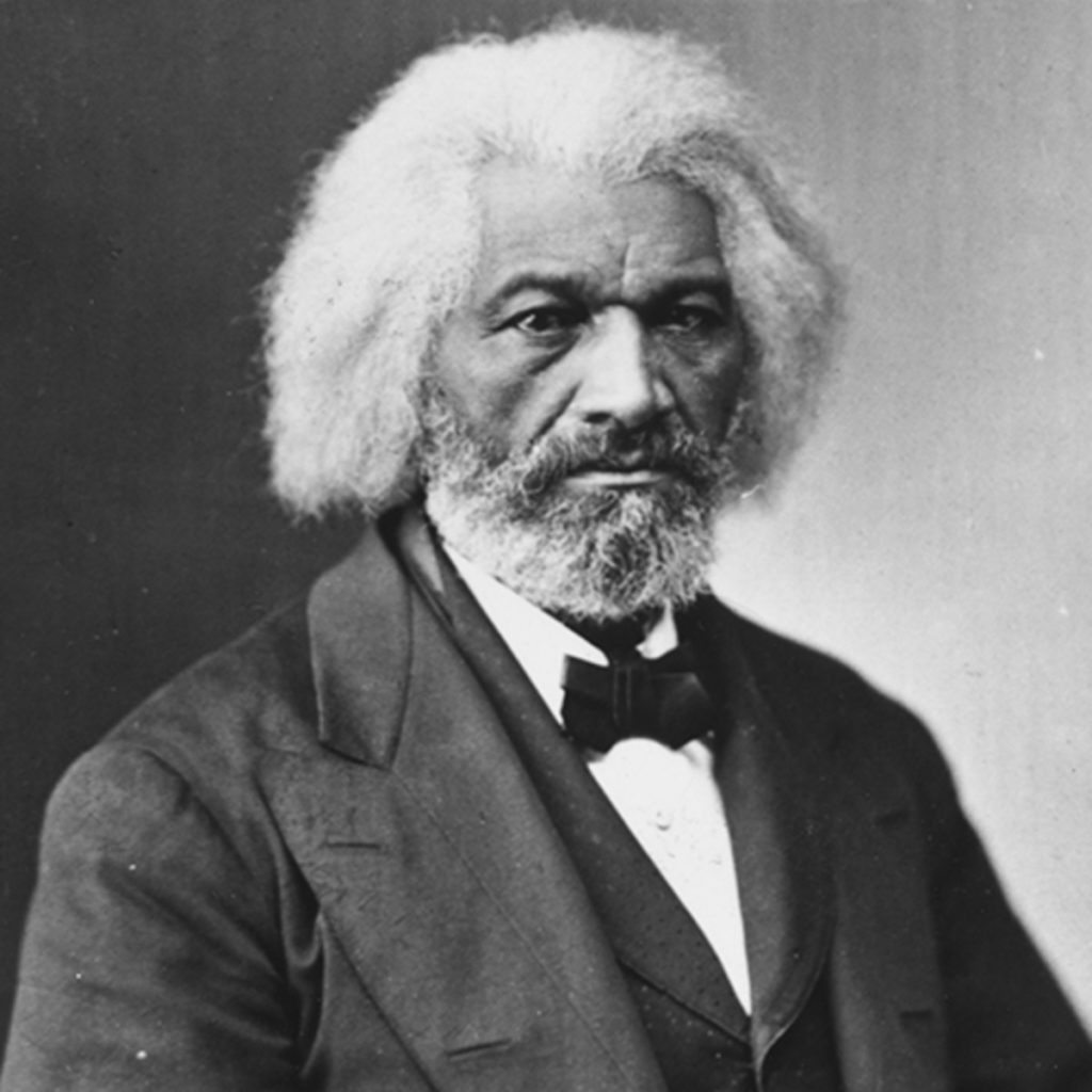 Frederick Douglas - Top 5 Most Influential African Americans in USA History