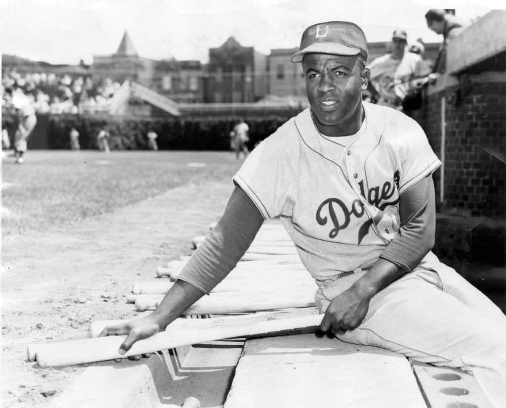 Jackie Robinson - Top 5 Most Influential African Americans in USA History