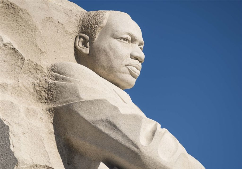 Martin Luther King Jr. - Top 5 Most Influential African Americans in USA History