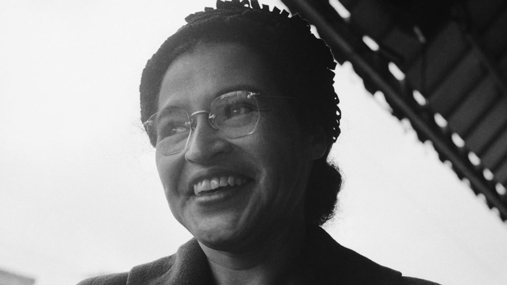 Rosa Parks - Top 5 Most Influential African Americans in USA History