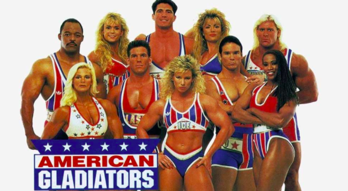 The Most Powerful American Gladiators Ever