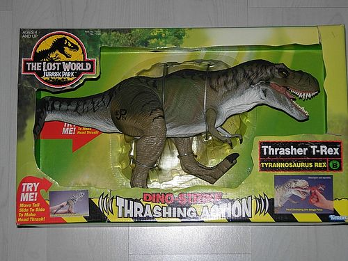 T-Rex from Jurassic Park is worth how much?
