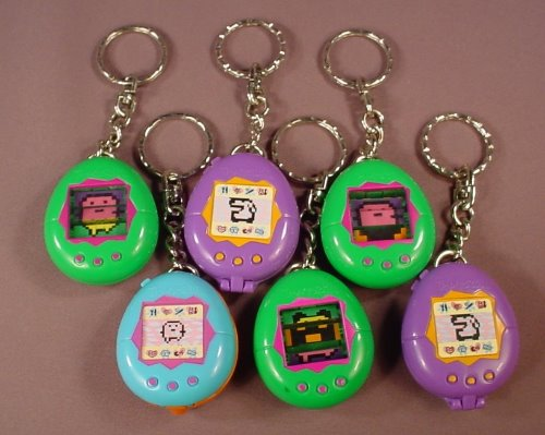 A few rare Tamagotchi are selling on eBay for more than___