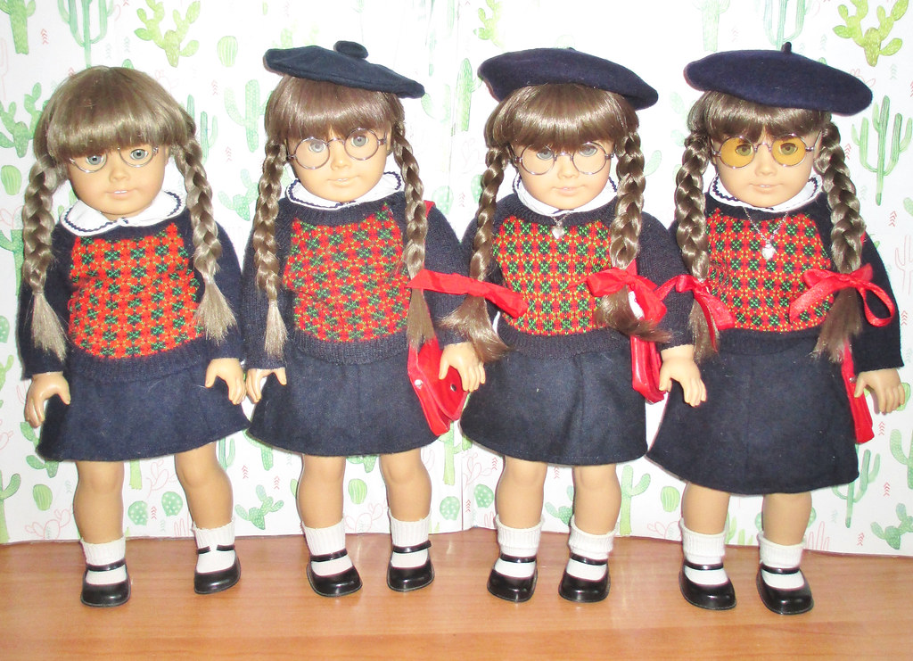 In 2018, a Molly McIntire doll was sold on eBay for___