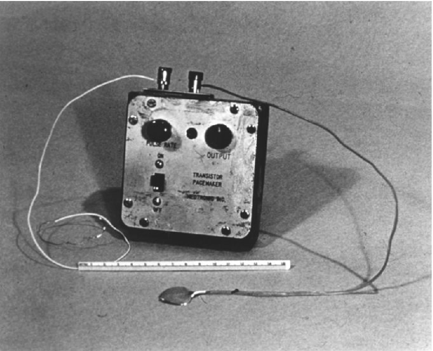 This device was invented in the 1960s and saved many lives. Do you know what it is?