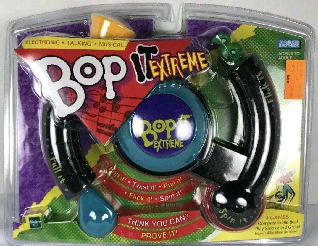 Bop-It Extreme is selling for___online