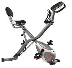 Sunny Health & Fitness Total Body Indoor Exercise Bike