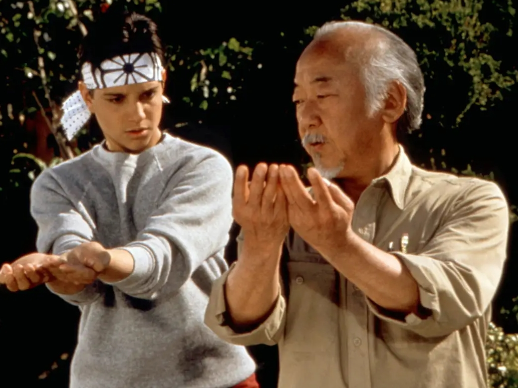 We explore the martial arts in ____.