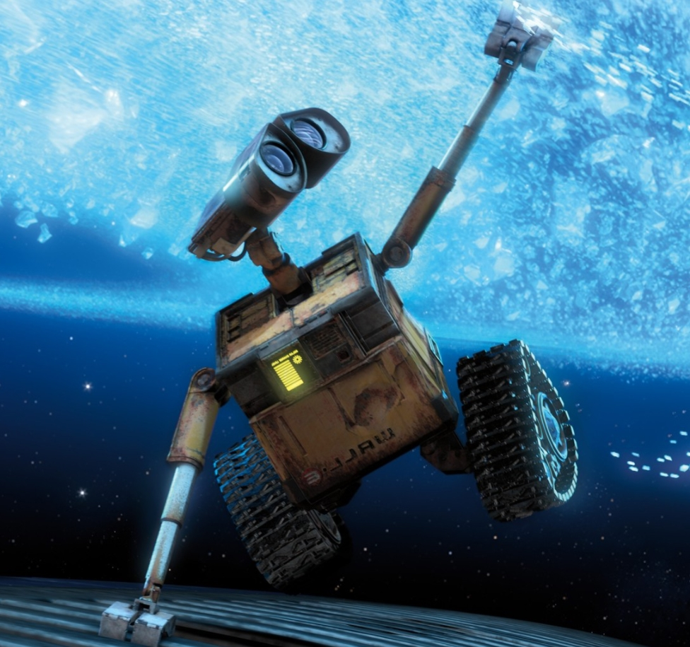 The story of a small waste-collecting robot that changed the world, do you know the name?