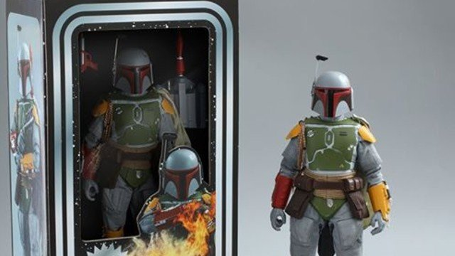 The action figure Boba Fett is worth___