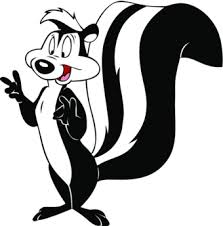 I'm a character from the Warner Bros. Looney Tunes and Merrie Melodies animated series, which was first introduced in 1945.  I am constantly looking for love.  Who am I?