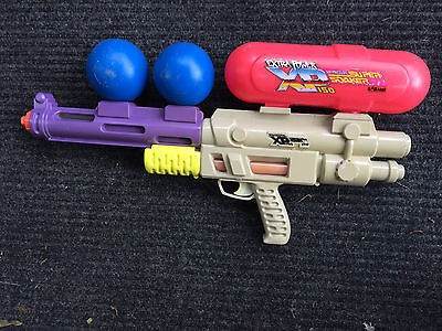 Super Soakers from the 1990s can go for as much as___