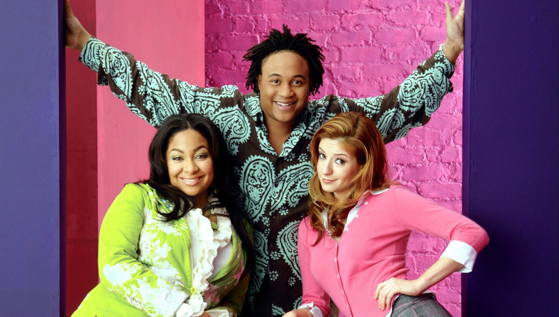 It's the future that I can see  That's so raven!  It is...