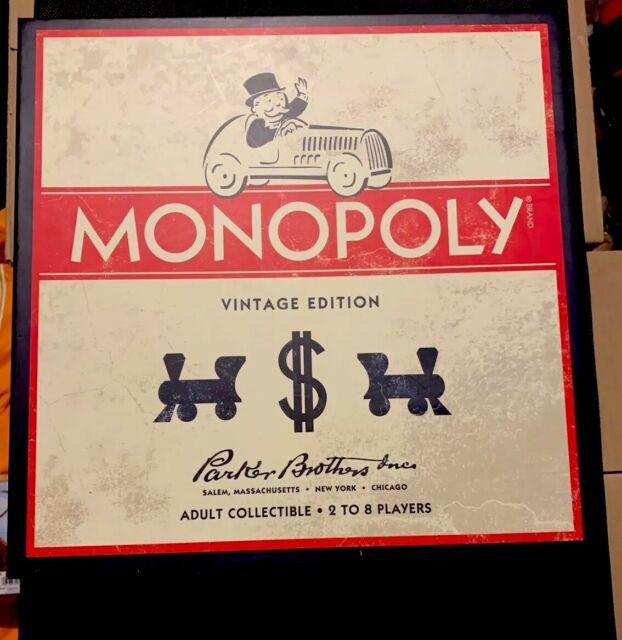 Some vintage versions of Monopoly have sold at Sotherby's for___