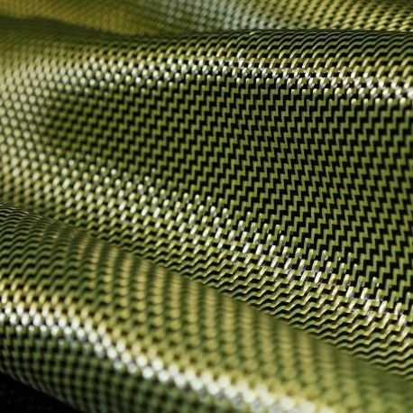 Researchers at DoPont developed this strong fiber. What is it?
