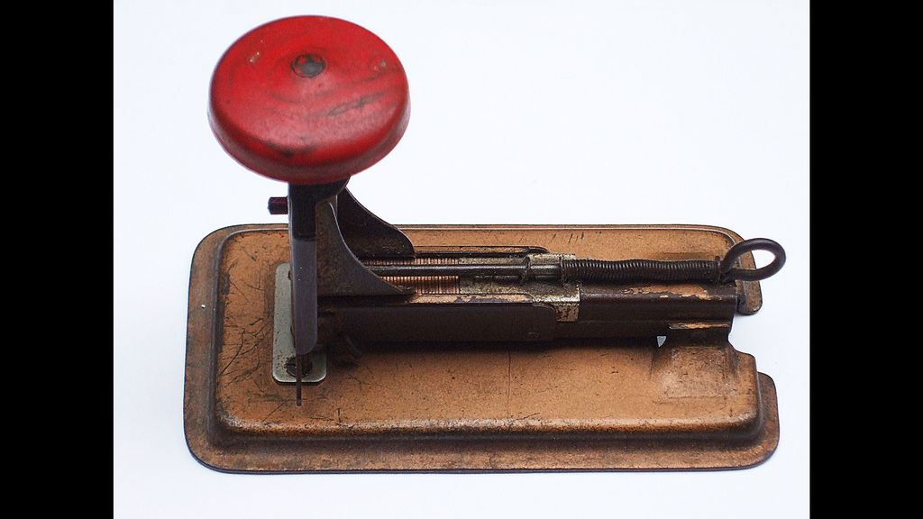 They were invented in 1878, but became a staple item for any office in the 40s – what is this item?