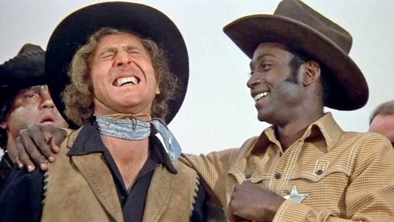 """""""Blazing Saddles"""" whas a movie in what genre?"""
